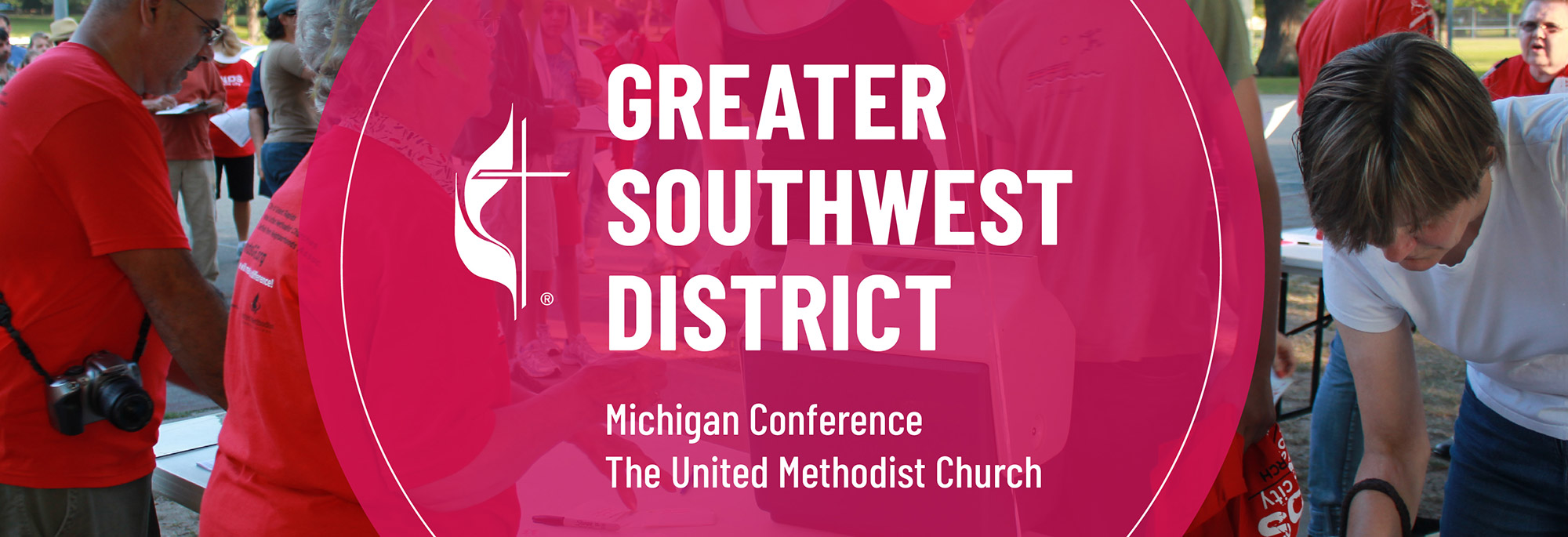 Greater Southwest District Logo