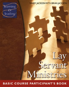 lay servant ministries basic course book cover
